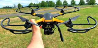 Обзор квадрокоптера Hubsan x4 pro (H109S)