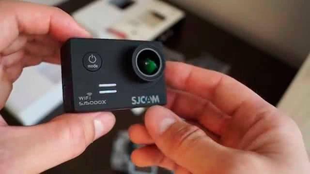 SJCAM SJ5000X внешний вид