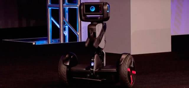 Робот-сигвей Loomo Go