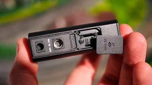 Эргономика Sony-HDR-AS5