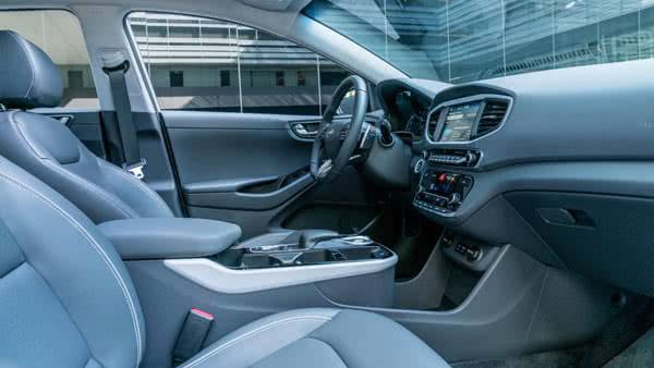 Салон Hyundai Ioniq Electric