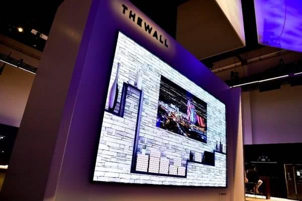 Телевизор The wall Samsung