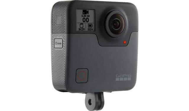 GoPro Fusion фото