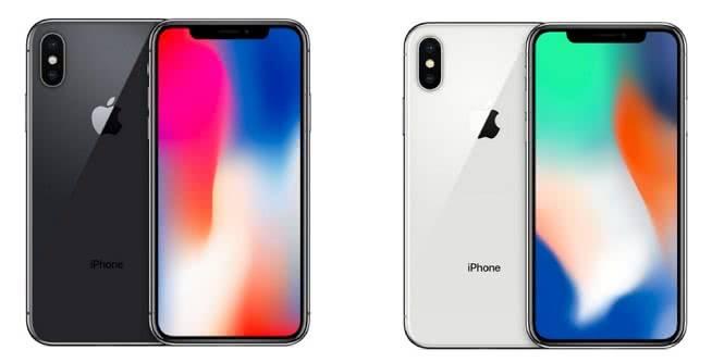 Iphone X белый и черный
