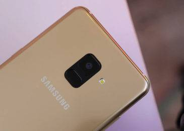 Samsung Galaxy A8 plus: убийца флагманов