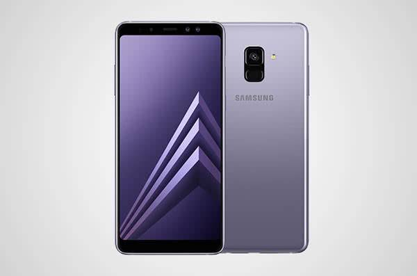 Samsung Galaxy A8 plus производительность
