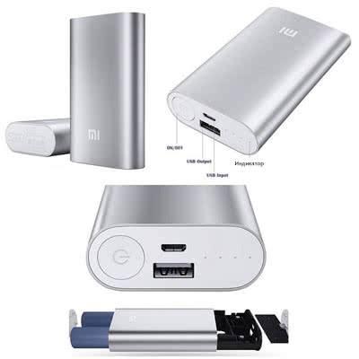 Качество сборки Xiaomi Power Bank