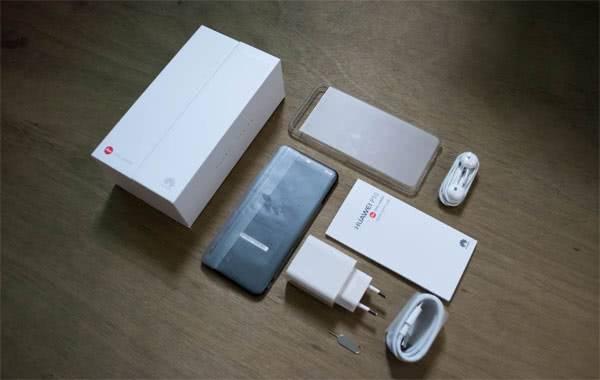 Huawei-P10 распаковка