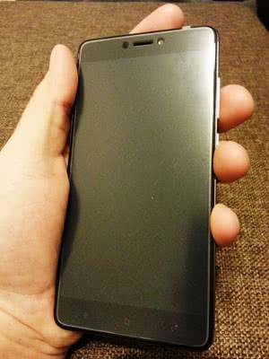 Redmi Note 4X размеры