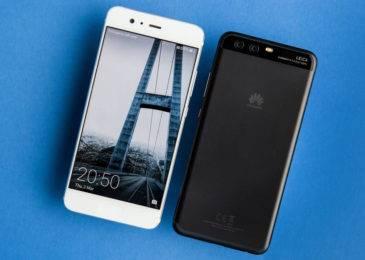 Обзор на смартфон Huawei P10