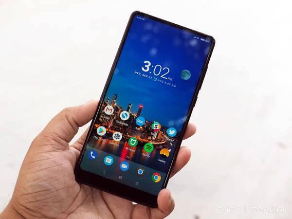 Экран Xiaomi Mi Mix 2