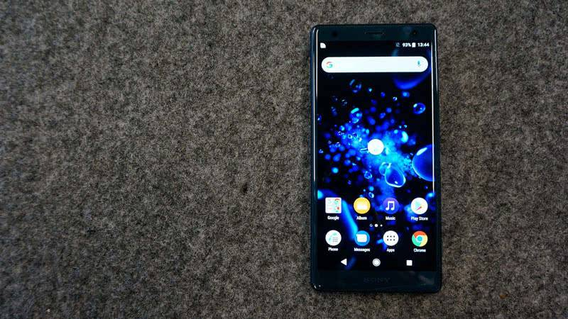 Обзор Sony Xperia XZ2