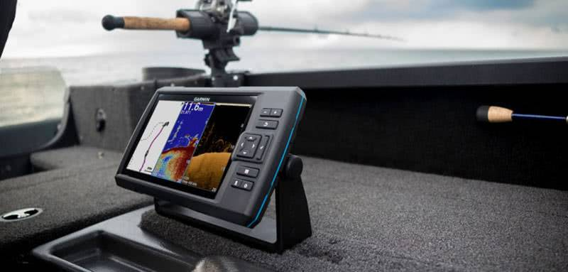 Эхолот GARMIN STRIKER PLUS