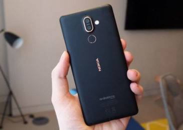 Обзор Nokia 7 Plus