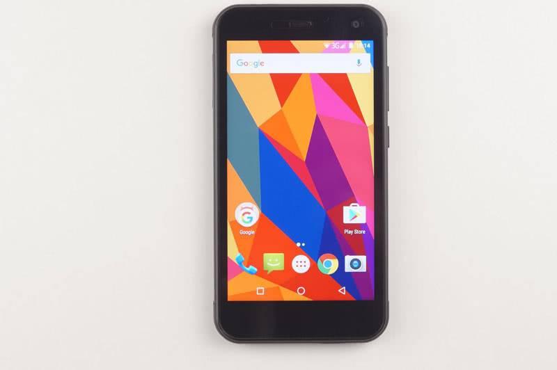 Дисплей смартфона Nomu S20