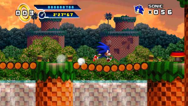Sonic 4 на андроиде