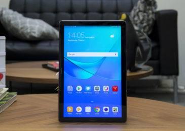 Краткий обзор планшета Huawei MediaPad M5