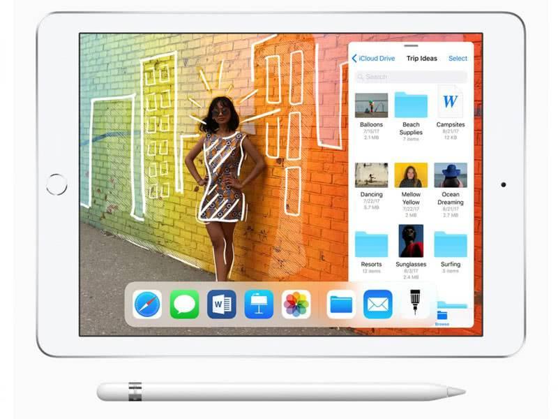 Apple iPad 2018 фото