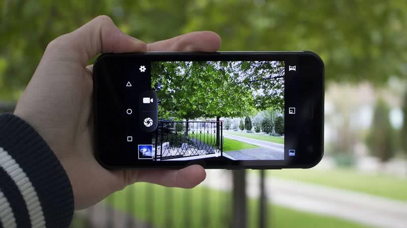 Камера Nomu S20