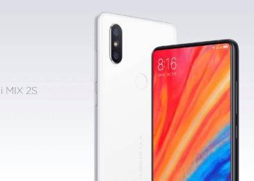 Xiaomi Mi MIX 2s — плюсы и минусы смартфона
