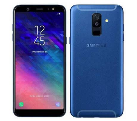 Samsung Galaxy A6 фото