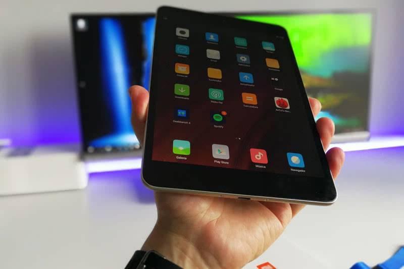 Xiaomi MiPad 3 дисплей