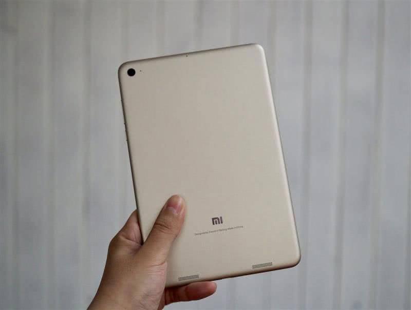 Xiaomi MiPad 3 внешний вид