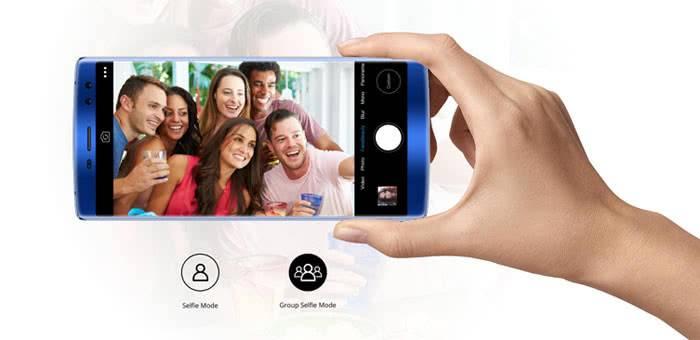 Камера смартфона Doogee-BL-12000
