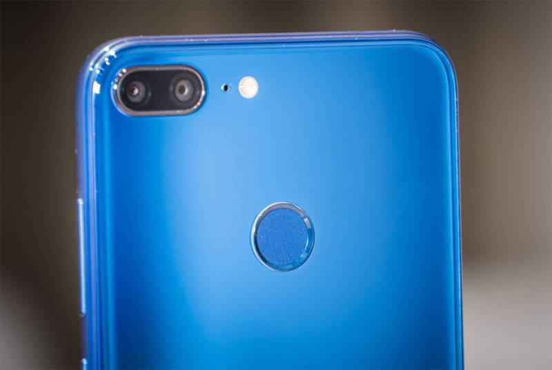 Камера Honor 9 Lite