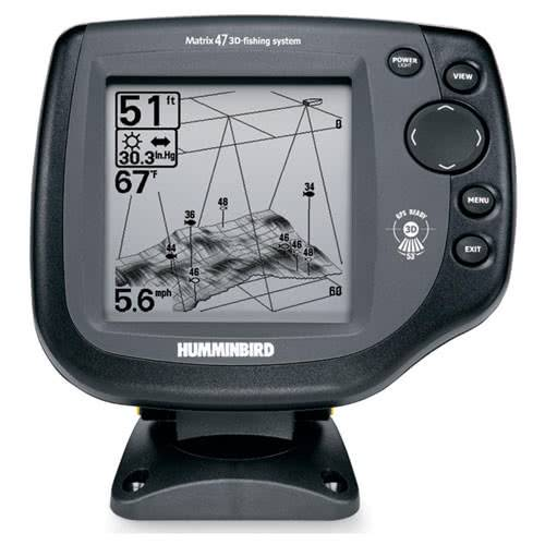 Humminbird matrix 47 3D