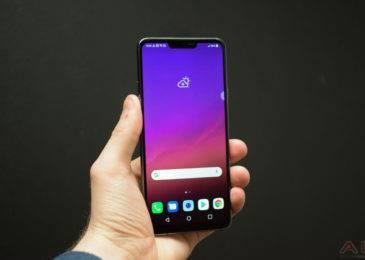Обзор LG G7 ThinQ — к чему такое название