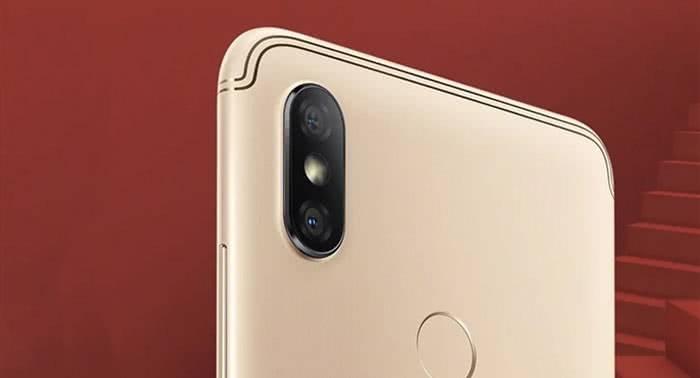 Камера смартфона Redmi S2