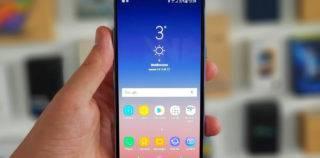 Обзор Samsung Galaxy J6