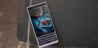 Обзор смартфона BlackBerry KEY2