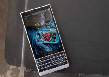 Обзор смартфона BlackBerry KEY2: клавиатура и остальное