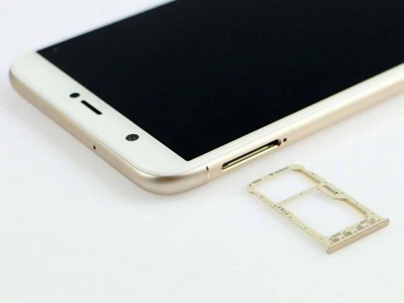 Sim карта в Huawei P Smart