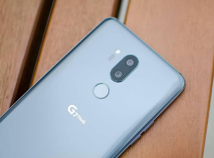 Камера LG G7 ThinQ