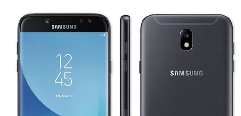 Samsung Galaxy J6 camera