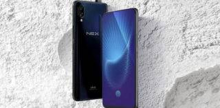 Обзор смартфона Vivo Nex