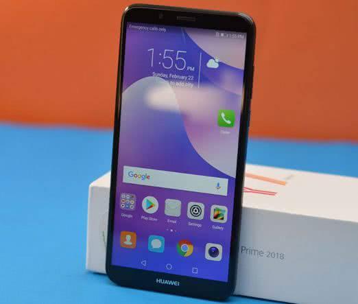 Huawei Y7 Prime 2018 дисплей