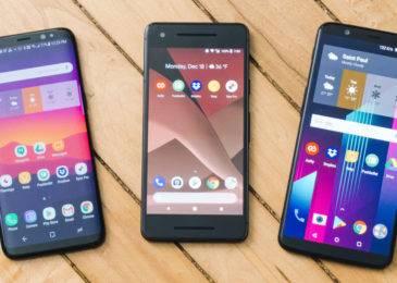Лучшие Android-смартфоны 2018 года не дороже $300