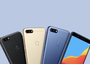 Обзор смартфона Huawei Honor 7C — коротко о том нужен он или нет