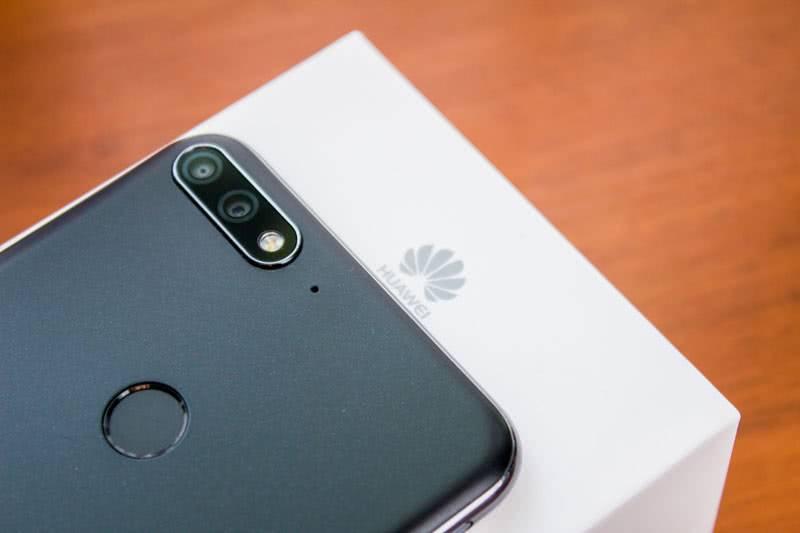 huawei-y7-prime камера