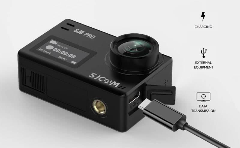 Камера SJCAM SJ8 Pro