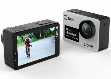 Обзор экшен-камеры SJCAM SJ8 Pro