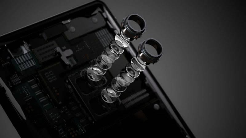 Sony Xperia XZ2 Premium камеры