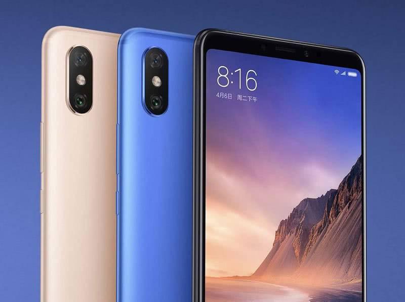 Xiaomi Mi Max3