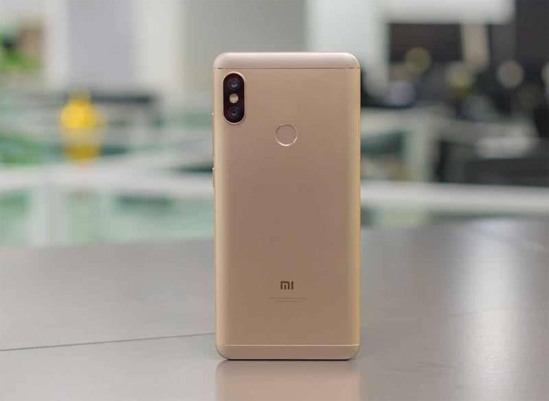 Xiaomi Redmi Note 5 фото