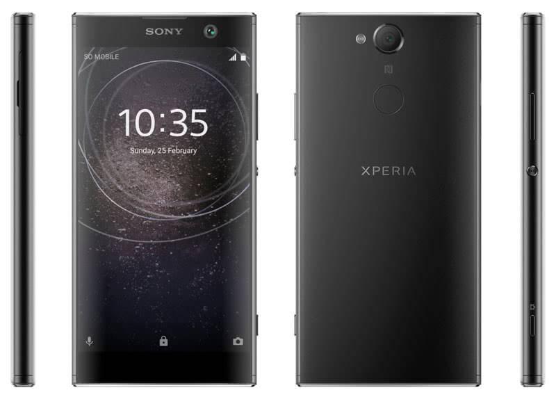 Sony Xperia XA2 фото