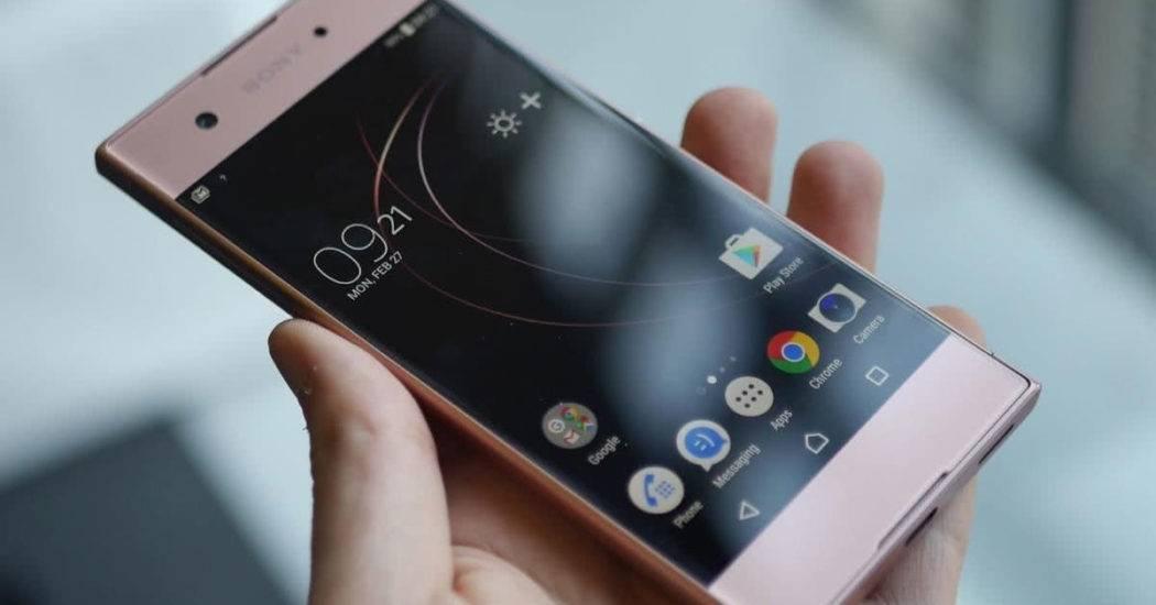 Обзор Sony Xperia XA2